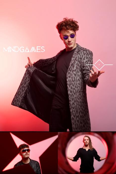 Timon Krause - Mindgames