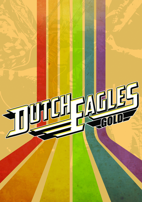 Dutch Eagles - GOLD - UITVERKOCHT