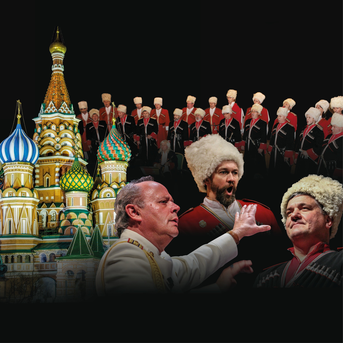 Don KosakenChor Russland - The Soul of Russia