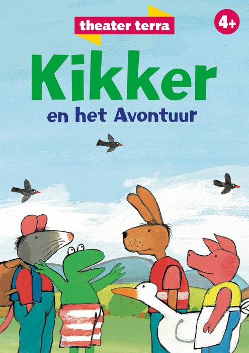 Kikker en het avontuur (4+)