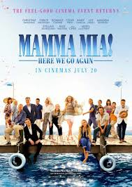 Filmhuis: Mama Mia - Here we go again